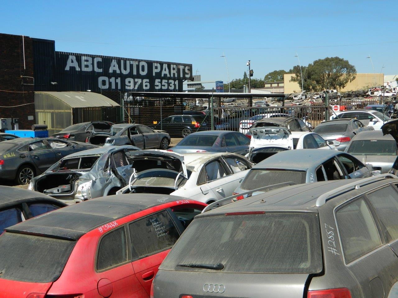 ABC Auto Parts - Cars Stripping